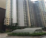 沙井12栋花园统建楼,1.7万/平起,首付5成,分期3年,有游泳池、地下车库、管道天然气